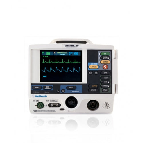 Physio-Control Lifepak 20 Defibrillator - Refurbished