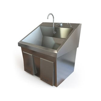 Mac Medical SS32 Single Station Surgical Scrub Sink