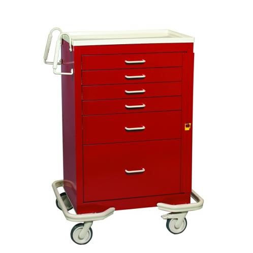 MPD Standard Emergency Crash Cart