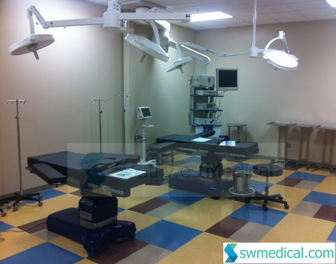 Refurbished Surgical Simulation Lab