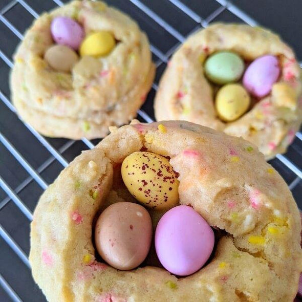 Bakehouse Cranfield Mini Egg Cookies