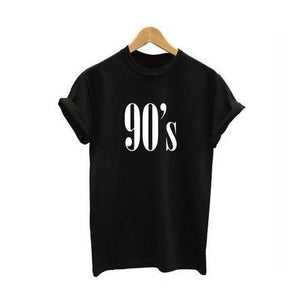 Open image in slideshow, Women's Tee 90's Top