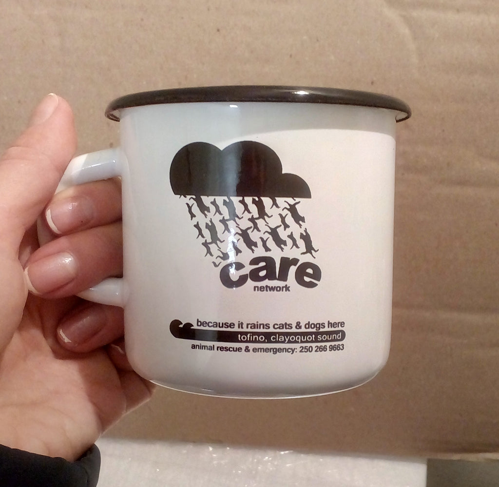 CARE Tin Mug - Limited Edition
