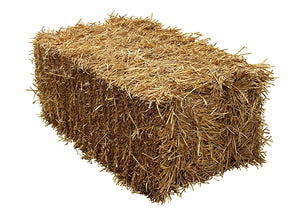 Bale of Straw to Keep Dogs Warm & Dry