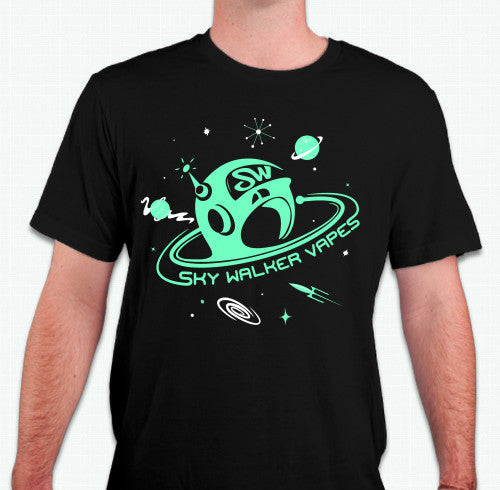 Sky Walker Vapes Atomic T-Shirt - SkyWalkerVapes
