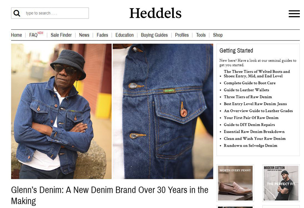 Write-up: Heddels | July 2019
