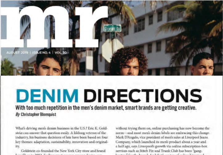 Write-Up | MR Magazine Aug. 2019