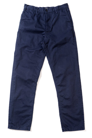 GD412 WORK PANT | 9 Oz Cotton Herringbone - Navy