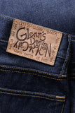 GD112 SLOUCHY TAPERED | Washed 13 Oz Selvedge Denim - Classic Indigo