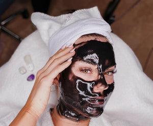 Crystal Detox Lymphatic Facial