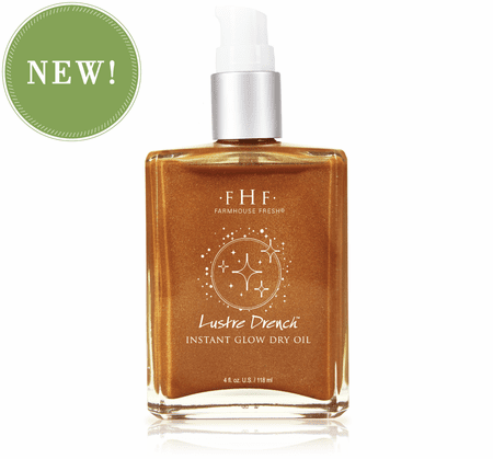 FarmHouse Fresh Lustre Drench™ Instant Glow Dry Oil