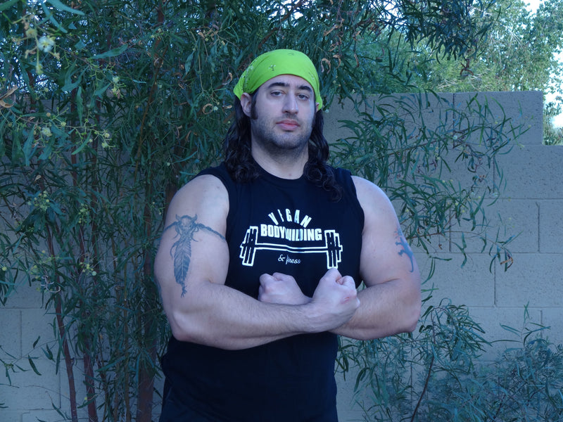 A Jacked Pals Special: Vegan Powerlifter and Former PETA Investigator Mike Wolf