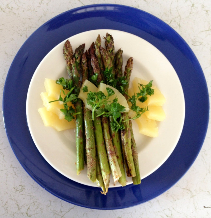 Nature's Best Diuretic: Greek-Style Roasted Asparagus