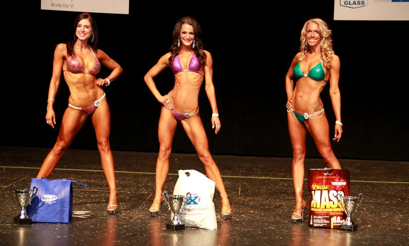 The (Kinda Gross) Low-Down on being a Vegan Bikini Competitor