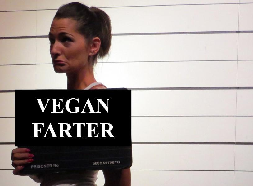 The Vegan Bodybuilder's Guide to Farting and Bloating