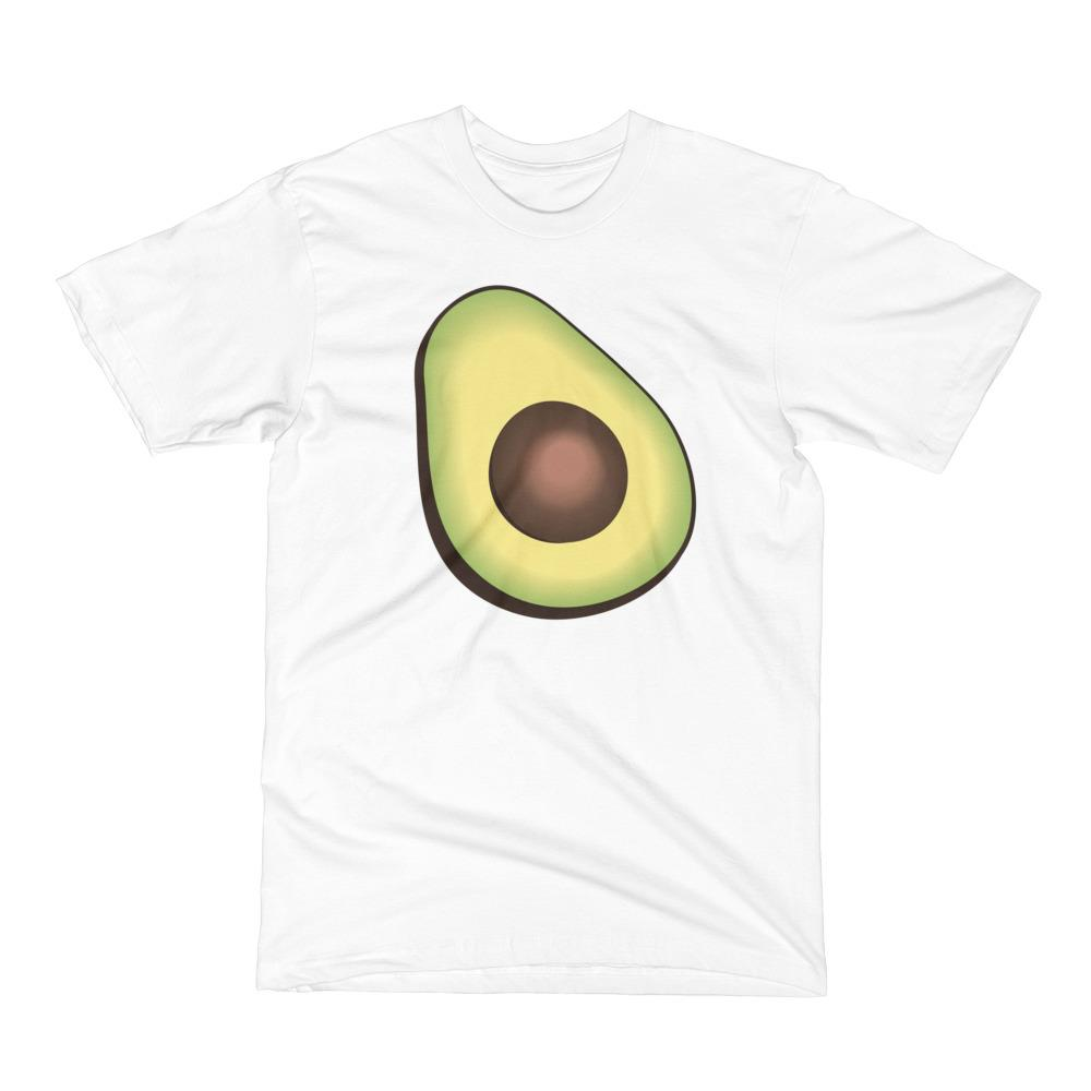 avocado t shirt faunapparel vegan tee shirt