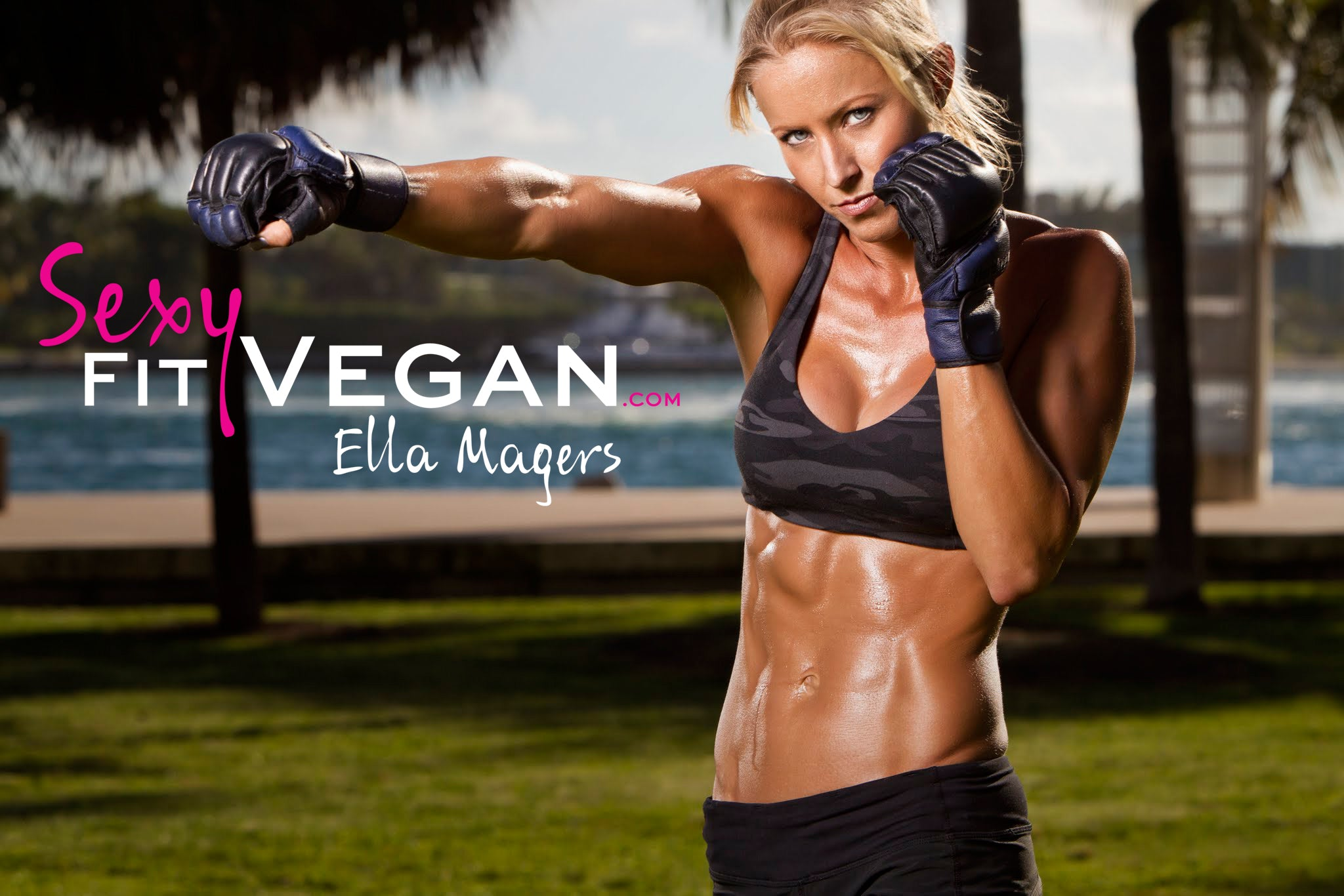 ella magers 6 weeks to sexy abs sexy fit vegan
