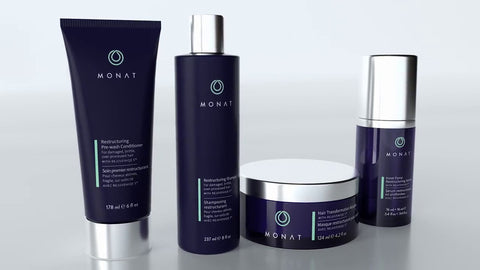 free monat hair care system giveaway katie lee vegan stylist thinning hair postpartum hair repair