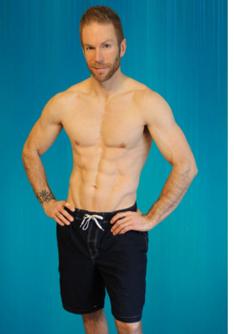 phil p vegan male vegan coaching client before and after transformation