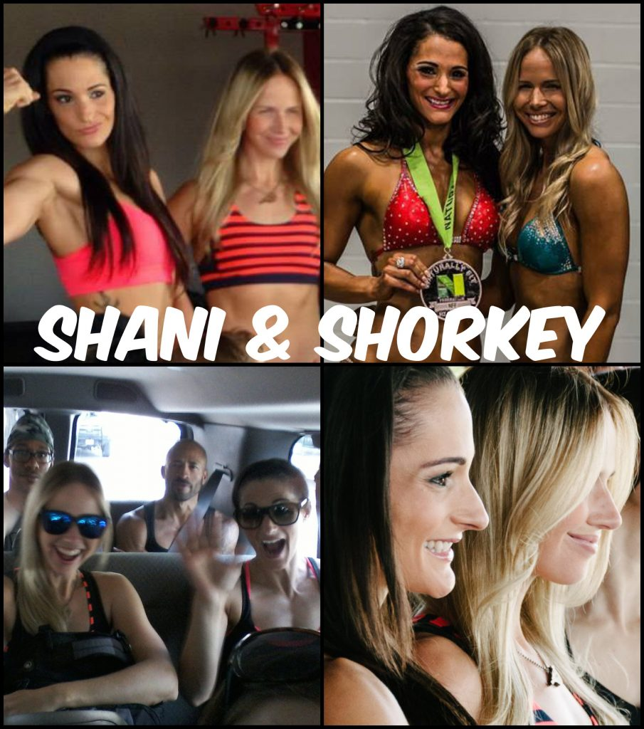 shani vetter samantha shorkey vegan bikini competitors and vegan coaches on Team PlantBuilt