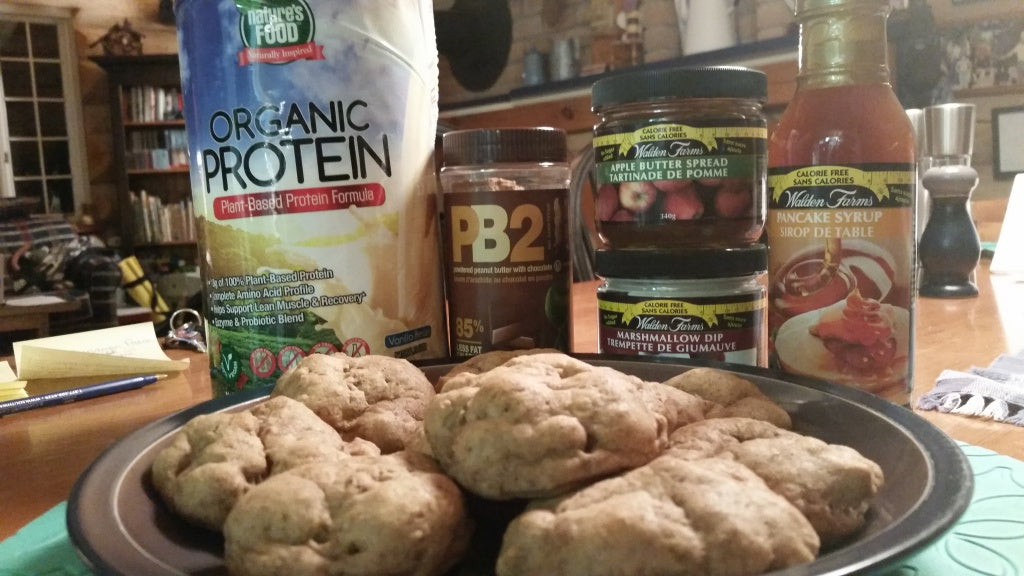 Low carb, low fat and high protein! Another guilt-free vegan bodybuilding sweet treat recipe from Sam Shorkey & Jacked on the Beanstalk: sweet seitan bread!