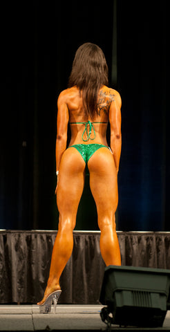 samantha shorkey jacked on the beanstalk vegan bikini pro vegan trainer vegan nutrition coach online vegan coach