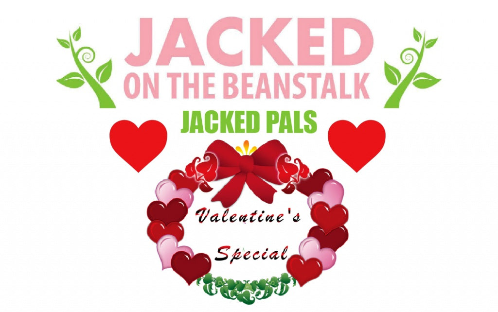 Jacked on the Beanstalk Jacked Pals Valentine Special Interview