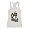 "Ladies ""Jacked"" Racer Back Tank"