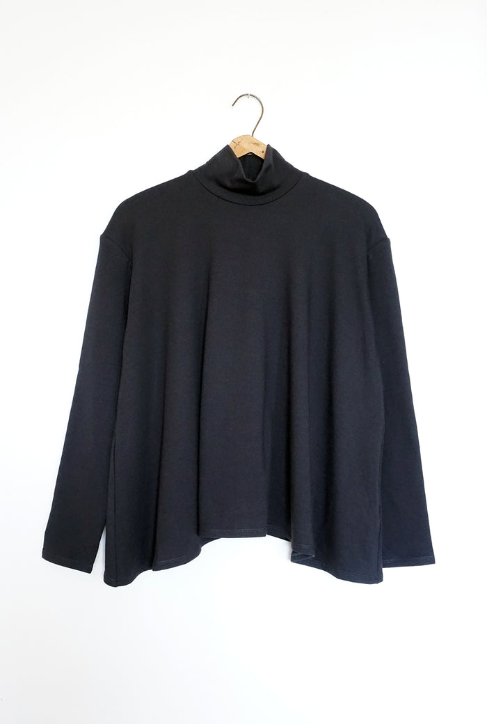 TOMI TOP CHARCOAL