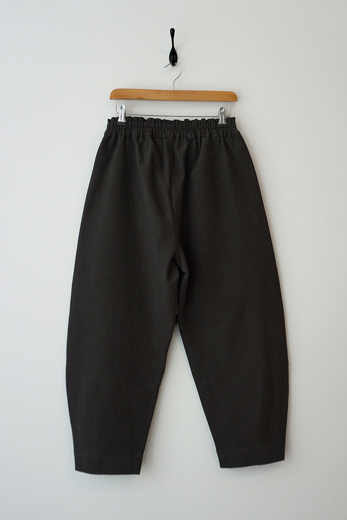 FLOR ARCA PANTS WASHED BLACK