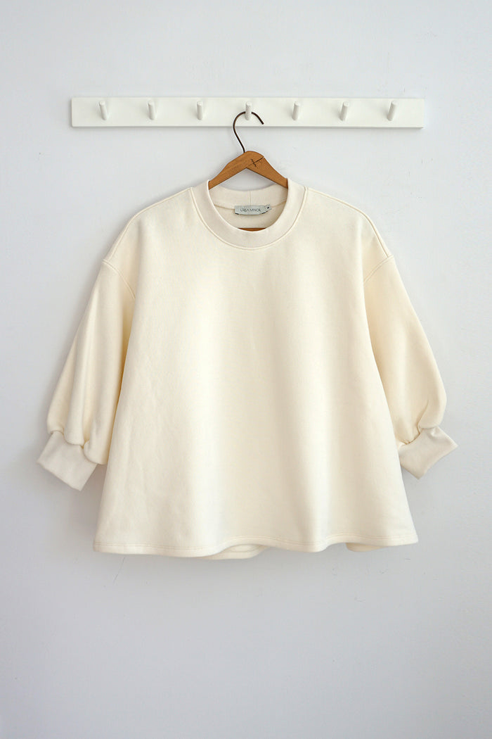 LEONA SWEATSHIRT CLOUD
