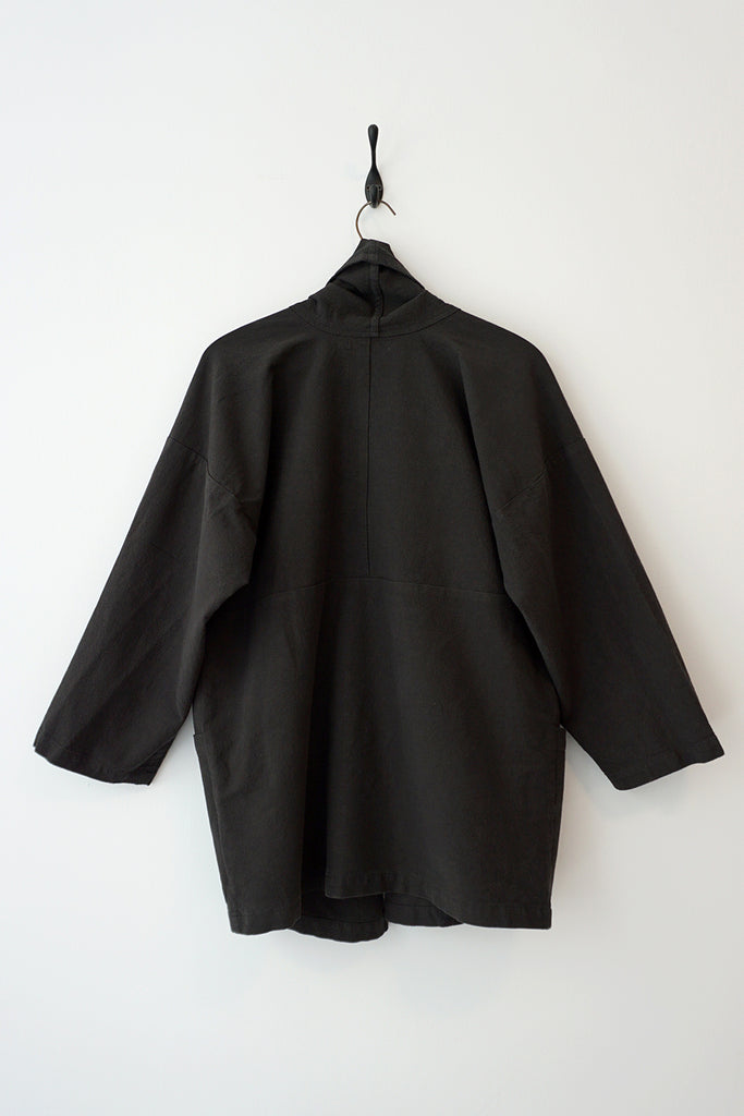 LOUISE JACKET WASHED BLACK