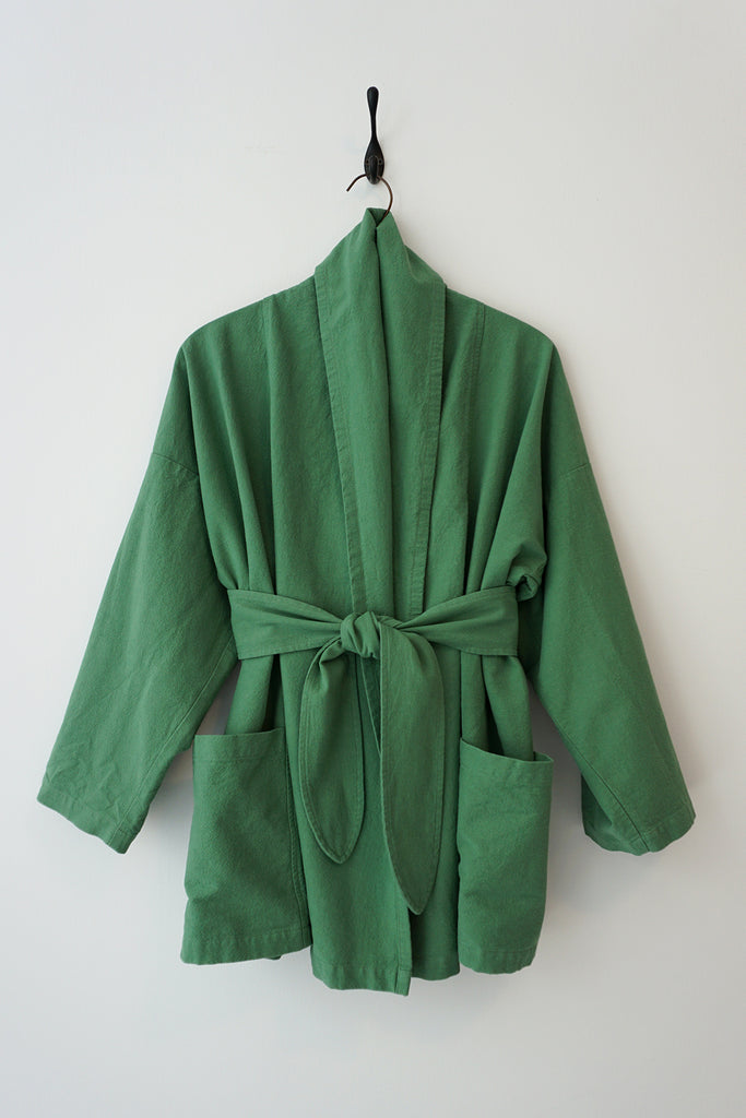 LOUISE JACKET FERN