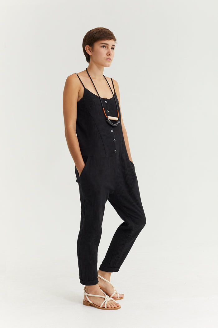 PEG JUMPER BLACK