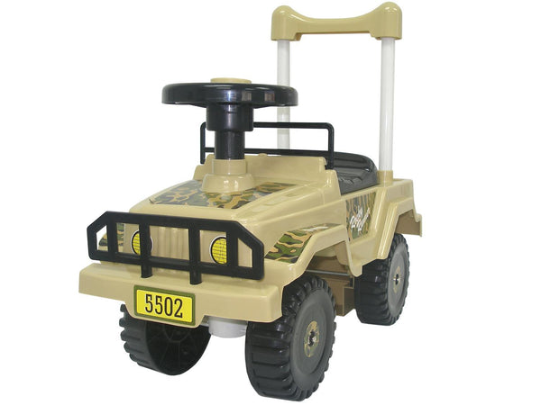 CARRITO MONTABLE WALKING TEAM 5502 ROCKY RUNNER 1 A 4 AÑOS KHAKI