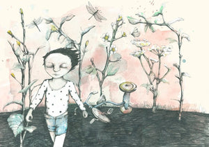 Kirstine Falk - Child 1 - Grafik - nordcraft
