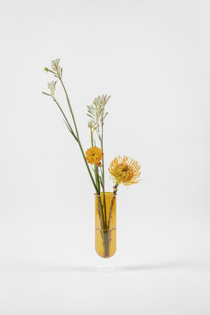 about form and function - Flower tube - gul - vase - nordcraft