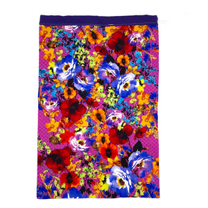 Large Produce Bag Floral All Over
