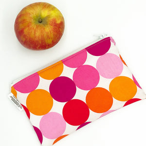 Snack Sized Reusable Zippered Bag Mini Ballerinas