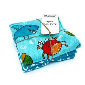 Set of 2 Regular - Don't Be Crabby