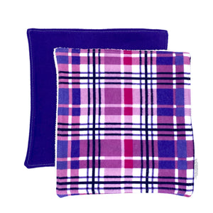 Set of 2 Regular - They've Gone to Plaid
