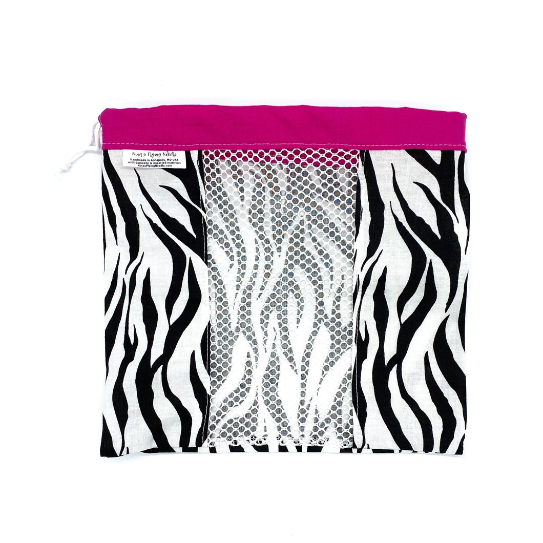 Small Produce Bag Zebra