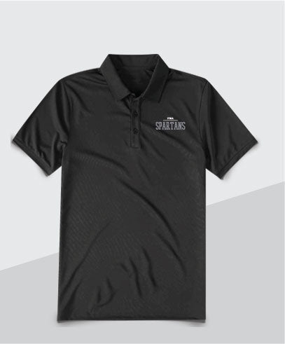 Spartans Men's Performance Polo