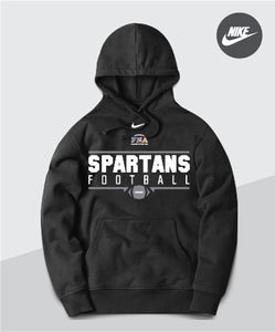 Spartans Nike Team Club Hoodie