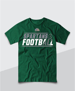 Spartans Competitive Tee