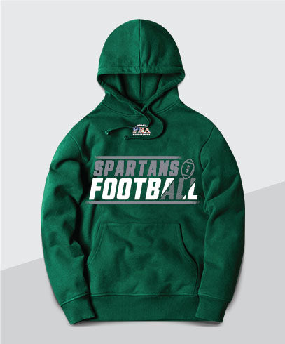 Spartans Competitive Hoodie
