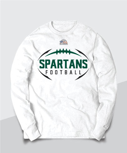 Spartans Legacy Youth Long Sleeve Tee