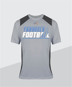 Tarheels Color-Block Performance Tee