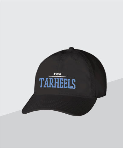 Tarheels Black Dad Cap
