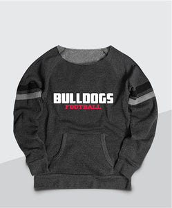 Bulldogs Ladies Scoop Neck